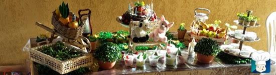 doces para festas