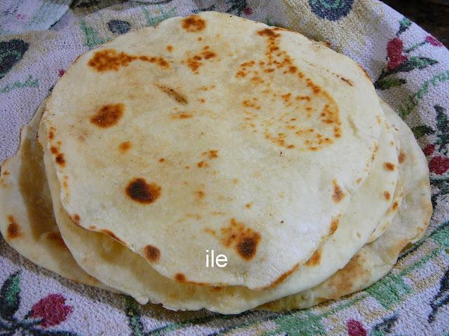 Nan - Pan de yogur indio