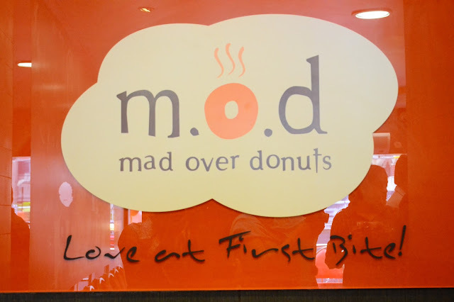 Mad Over Donuts -  M.O.D {Food Tasting and Review}