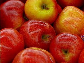 Maçãs para diminuir o colesterol