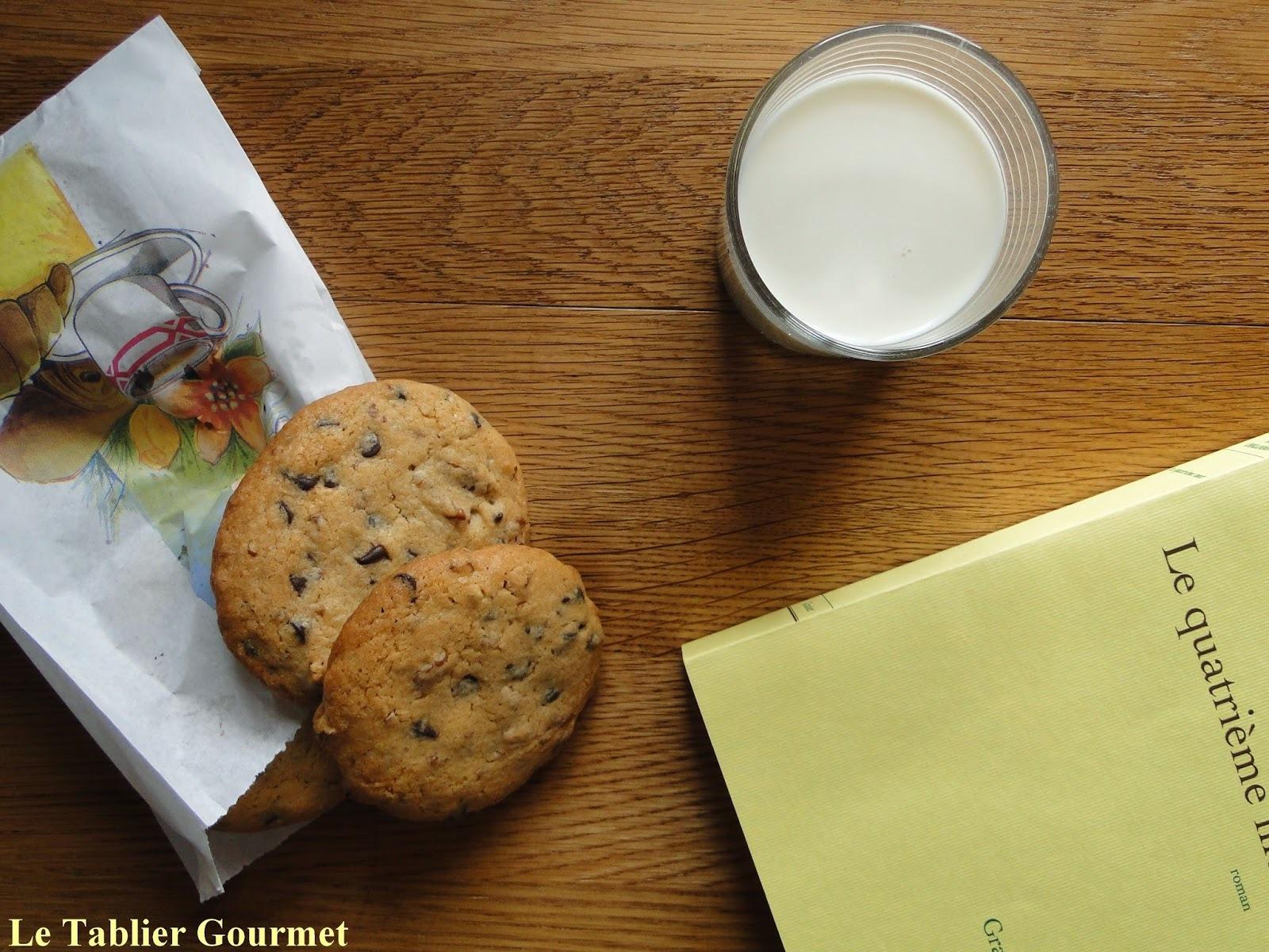 Les irrésistibles cookies de Noëmie Honiat (Top Chef)