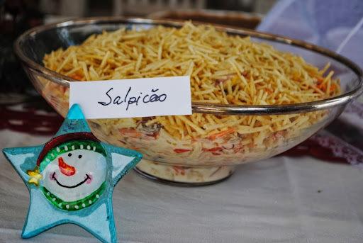 Especial de Natal- Salpicão da Leili