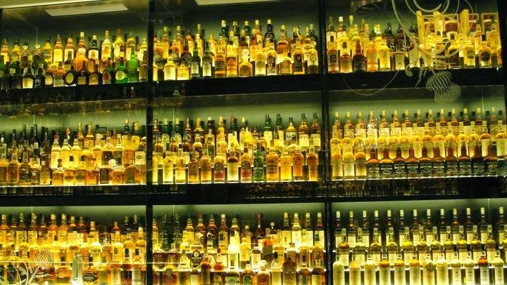 DICCIONARIO DE BEBIDAS ALCOHOLICAS