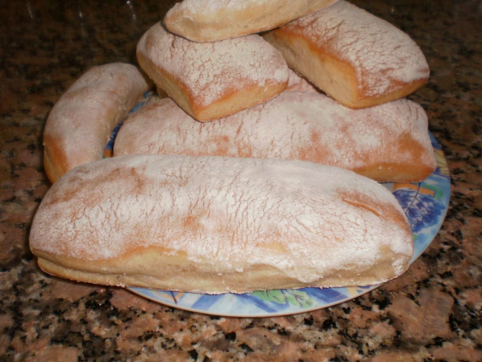Las diferencias entre panaderia y pasteleria.