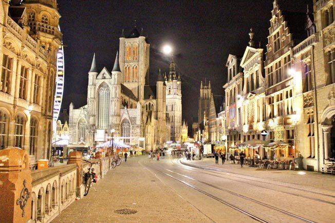 Voyage à Gand {Belgique}