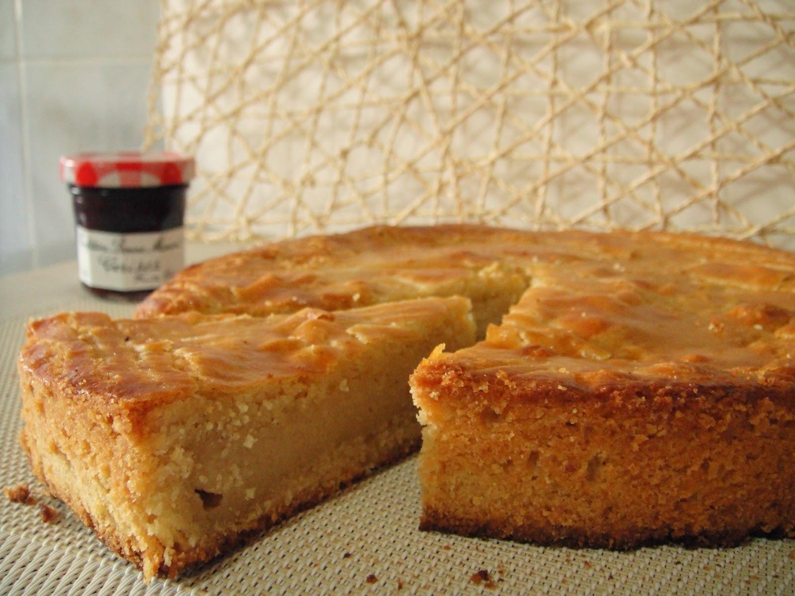 Gâteau basque (recette de Pierre Hermé)
