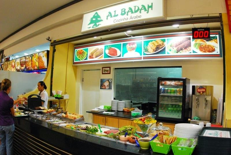Al Badah Vale Sul shopping SJC - Degustação