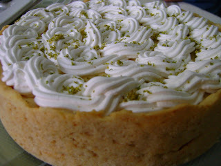 torta de limão caminho do campo
