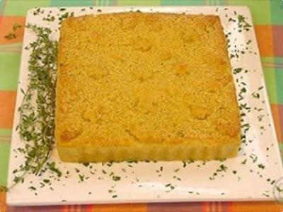 Torta de Massa de Maionese