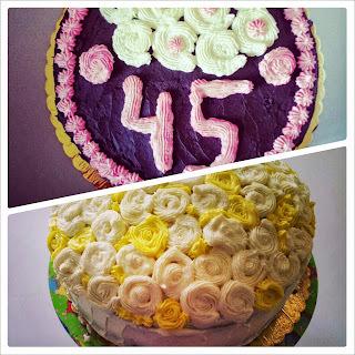 Narozeninové dorty / Birthday cakes