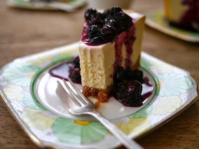 Gluten-free New York Cheesecake
