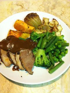 Slow Cooker Roast Lamb | Leg of Lamb Slow Cooker Recipe