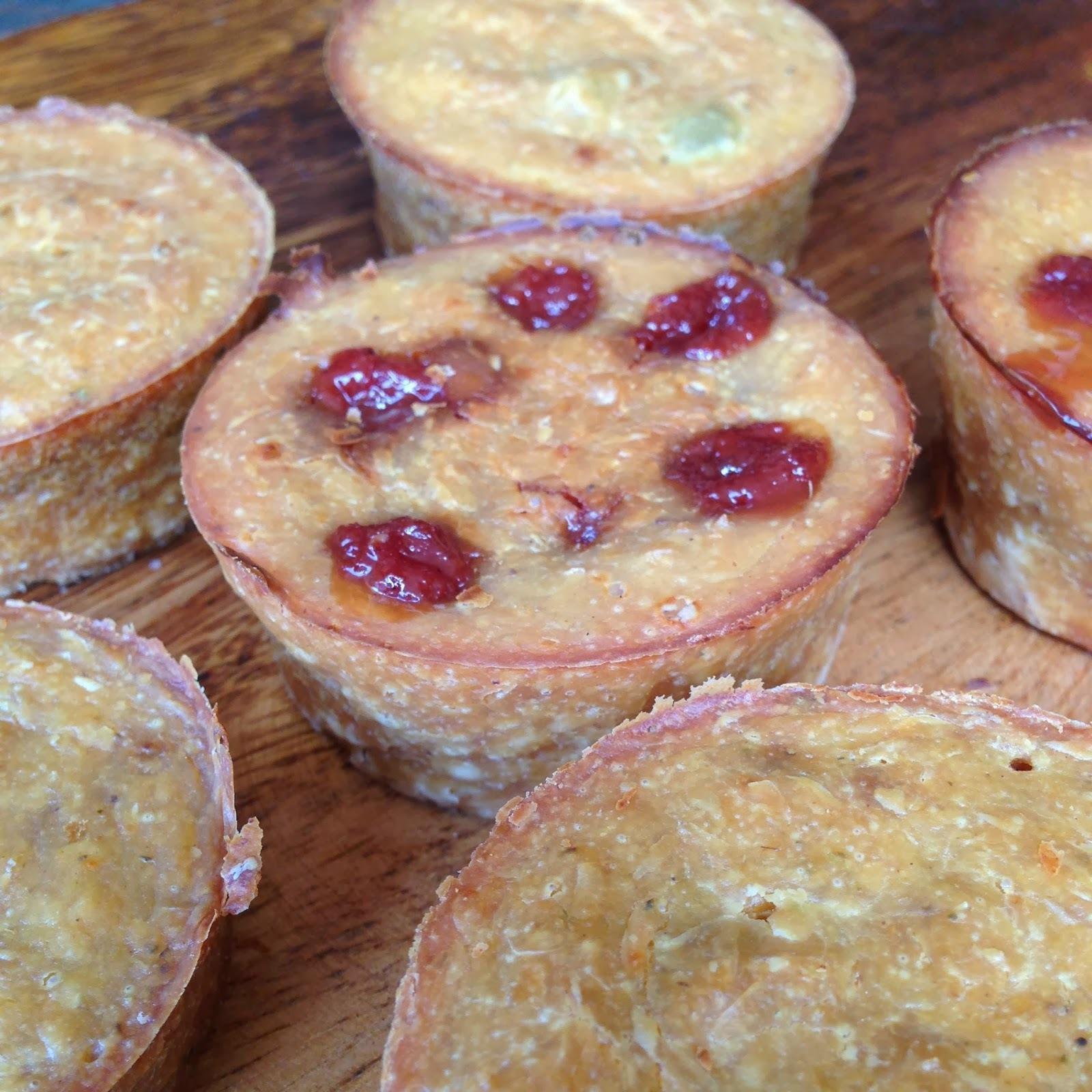 Muffins de Mazorca o Arepa de Choclo Fit