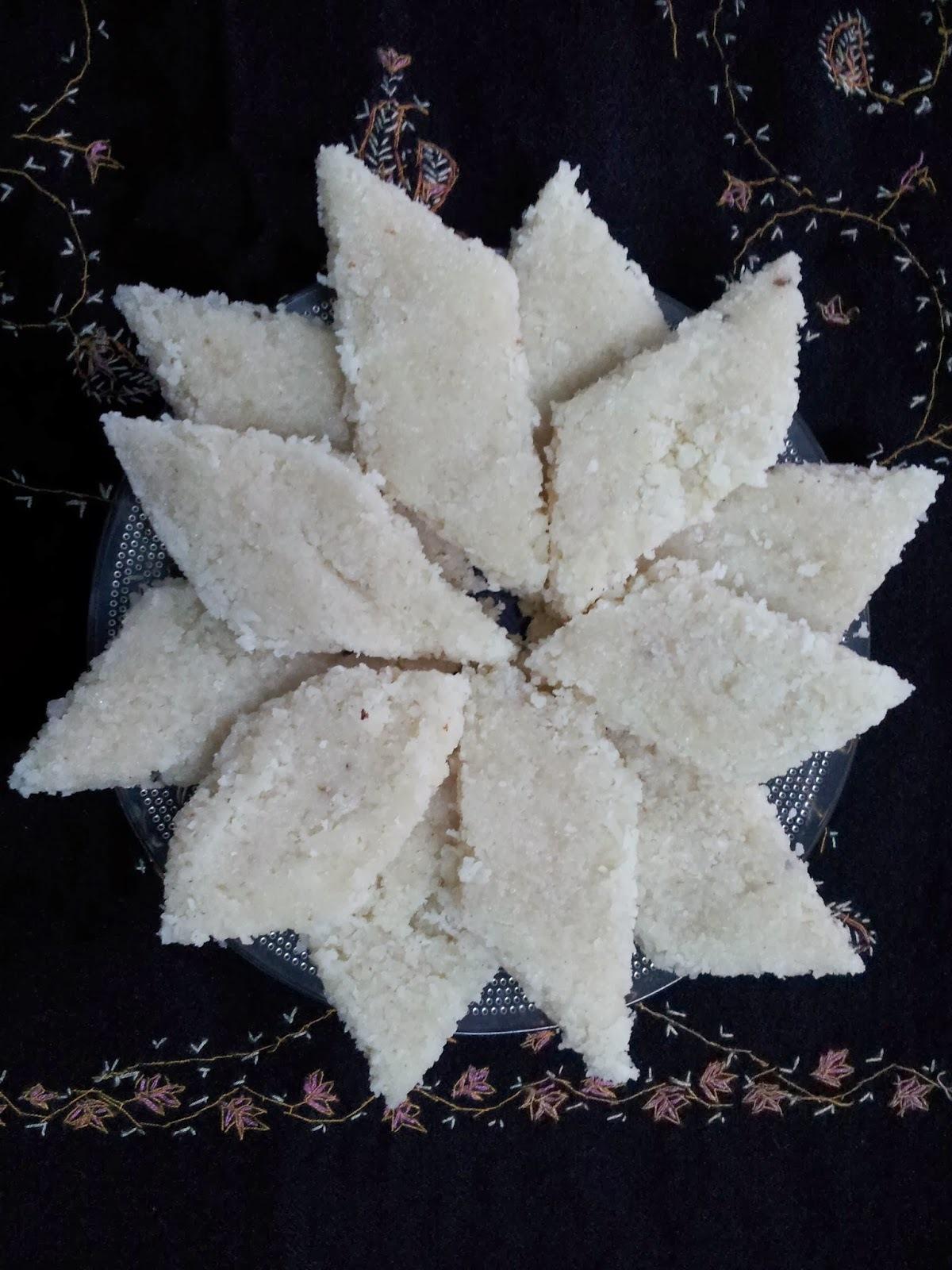 Coconut Sweet / Narkel Burfi