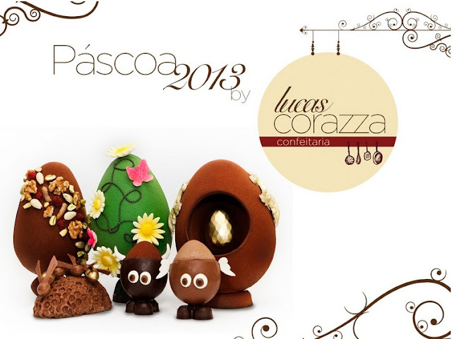 Páscoa 2013 by Lucas Corazza Confeitaria