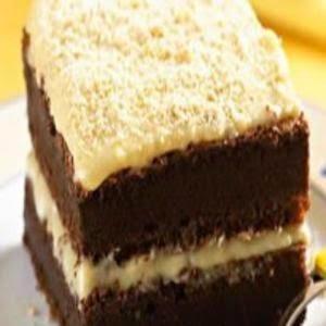 Bolo de Leite Condensado e Chocolate