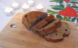 Vörtbröd - Pão de Natal Sueco