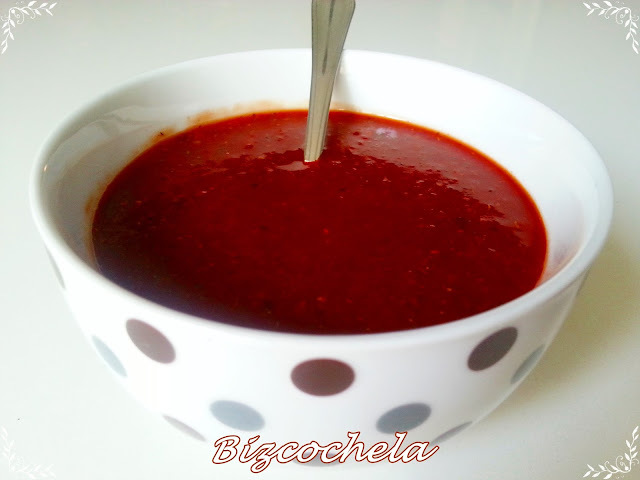 ketchup casero picante