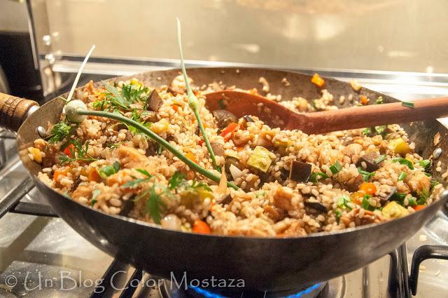 cuanto se cocina el arroz yamani