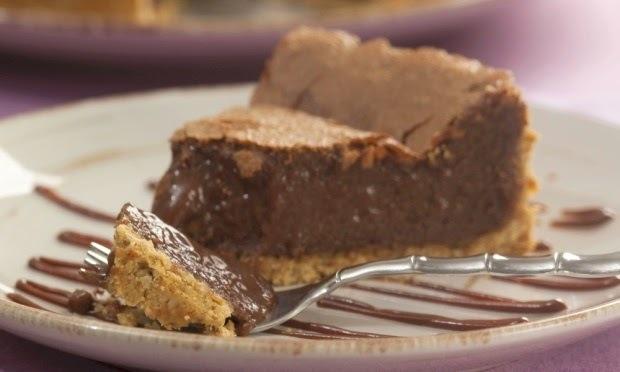 Torta de Amendoim com Nutella ®