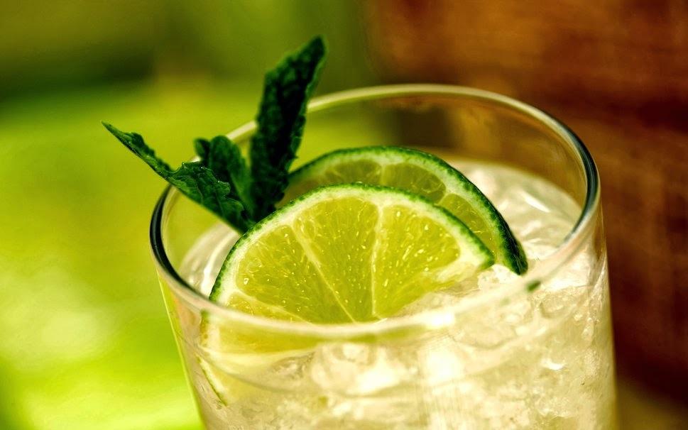 receita de suco de limão com capim limão