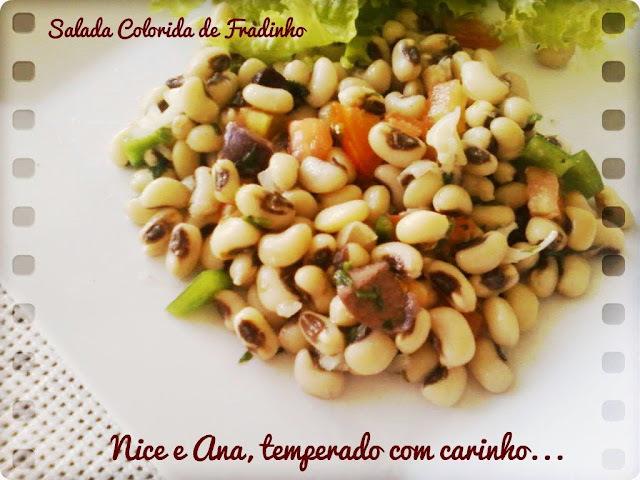 Salada Colorida de Fradinho