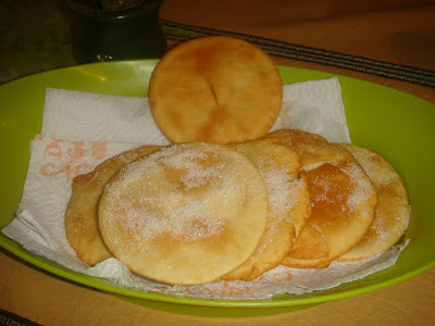 TORTAS FRITAS CASERAS
