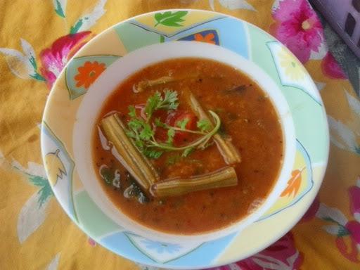 Drumstick sambar|Murungakkai Sambar|how to make shektachya shengancha sambar recipe