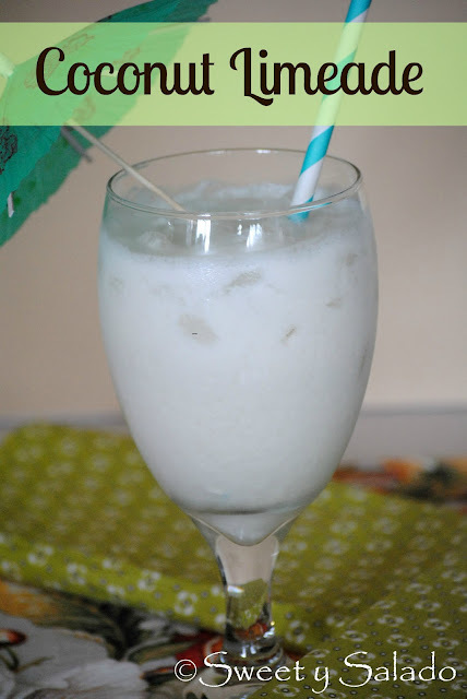 Coconut Limeade
