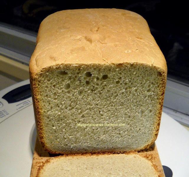 Pan de mate cocido