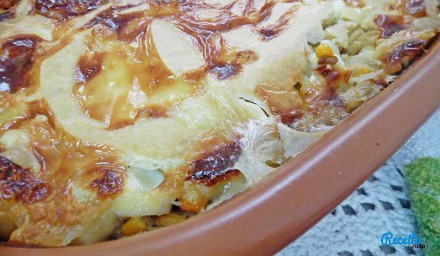 TORTA DE ATUM