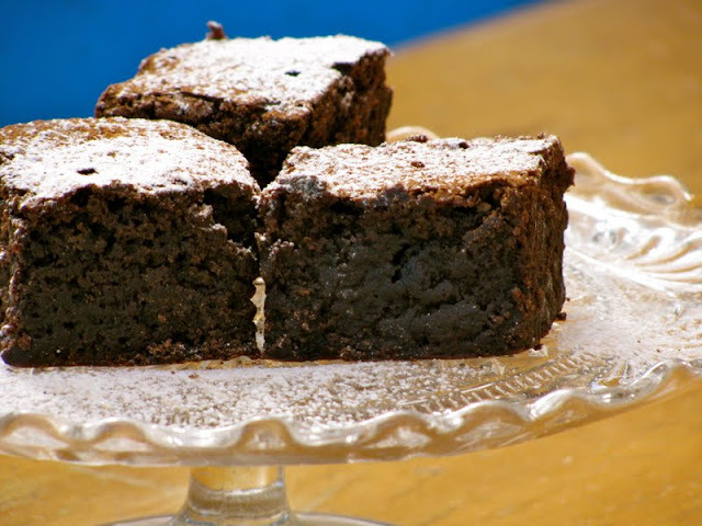 annabel langbein chocolate brownie