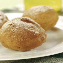 bolinho de chuva de farinha de aveia sem farinha de trigo