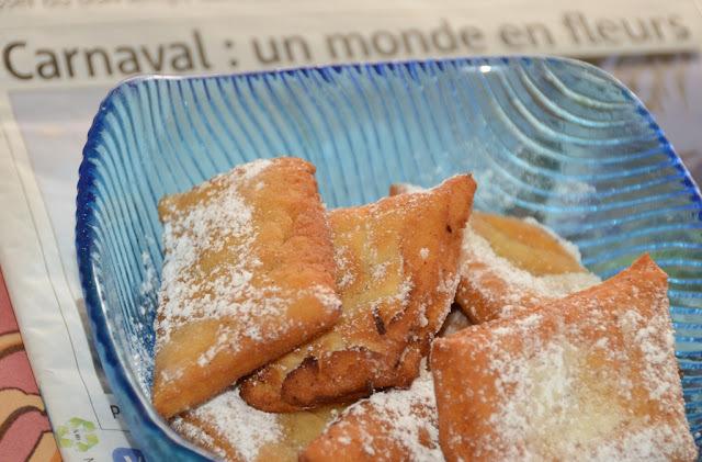Merveilles au carnaval de Nice