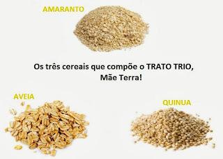 TRATO TRIO,DA MÃE TERRA