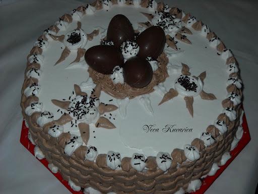 Čokoladna torta bez jaja!