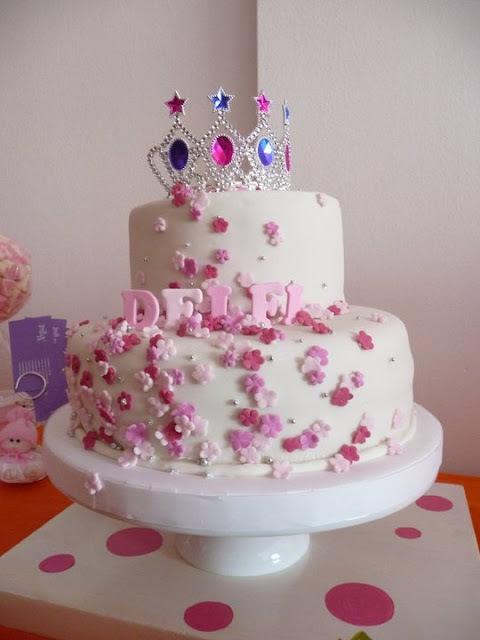 Fantasia comestible: torta decorada