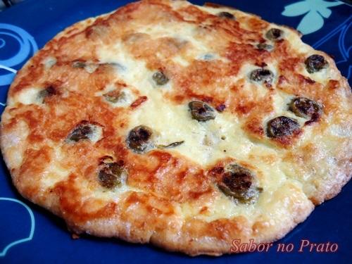 Omelete de Alcaparras