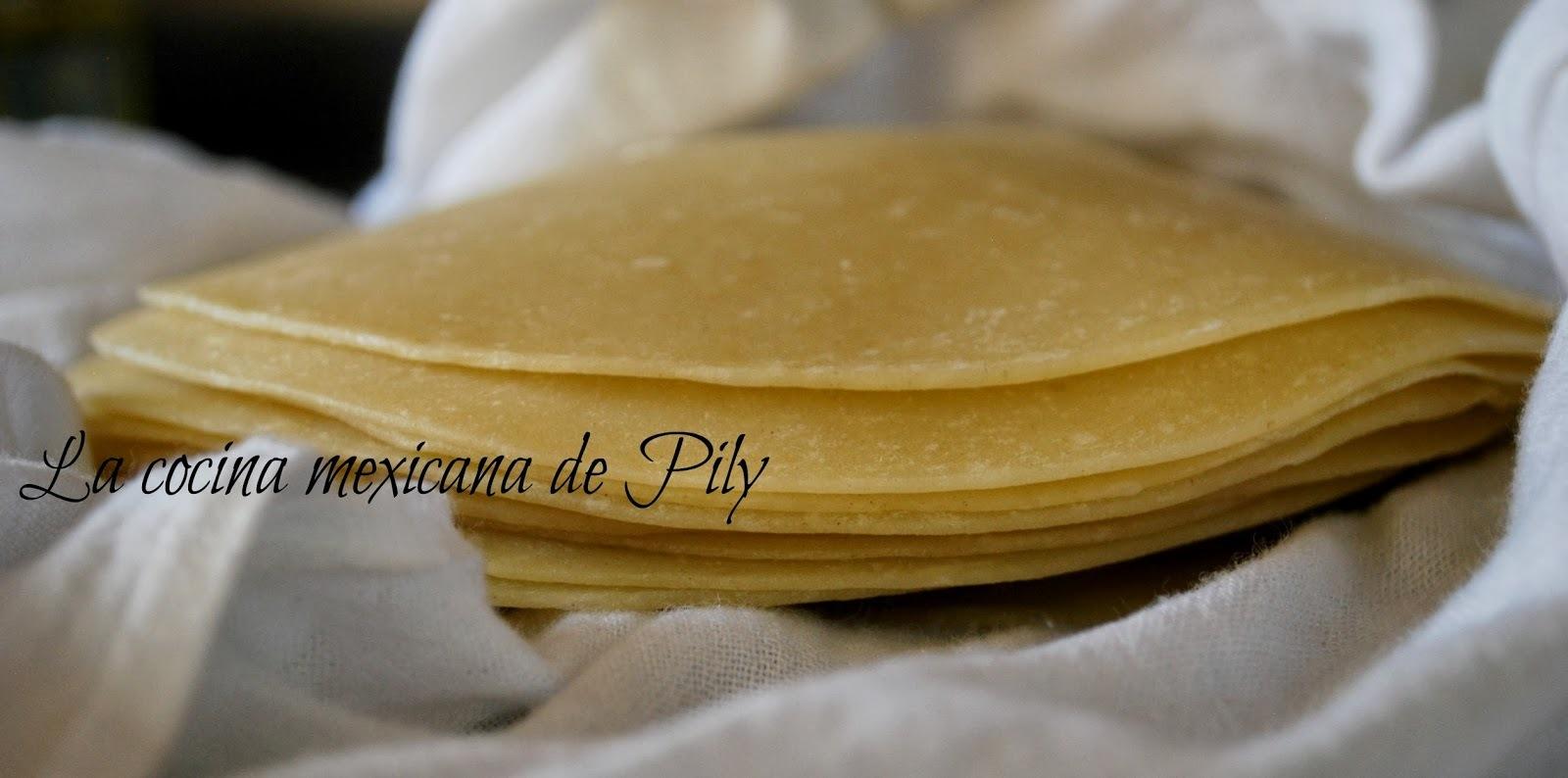 Básicos: ¿Cómo hacer tortillas de harina en casa?