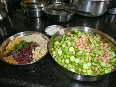 Ivy gourd, Little gourd [ kovakkai ] Dry Subji