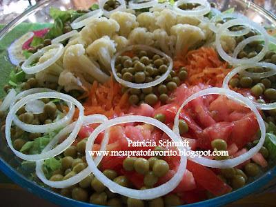 Salada de sábado