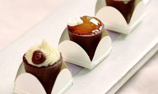 chocolate de copinho para 100 copinhos