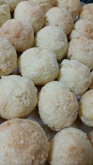 Pão de Tapioca + Patê de Azeitonas Pretas