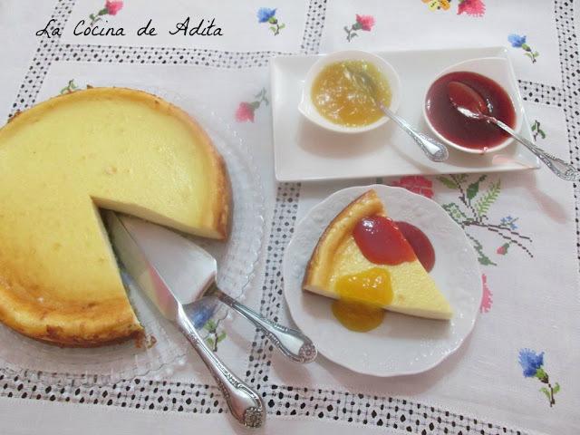 Tarta de queso al horno, la mejor tarta del mundo