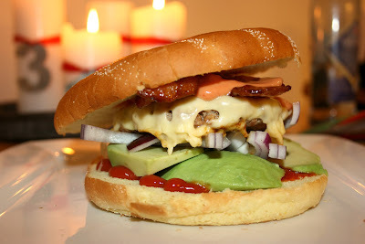 Premium Hamburger