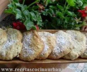 Como preparar galletas dulces de muesli