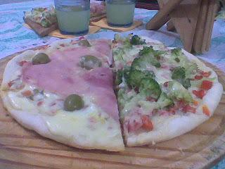 Pizza.... desde la vera cucina italiana