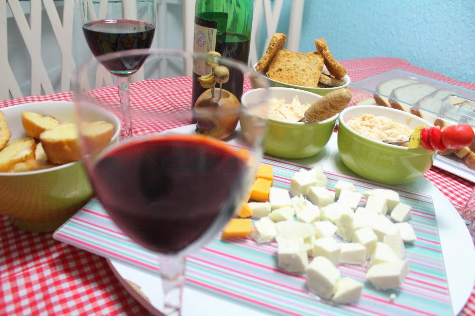 pate de queijo minas frescal