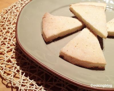 Shortbreads (biscoitos tradicionais Escoceses)