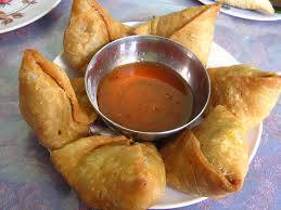 Chicken Mince Samosa